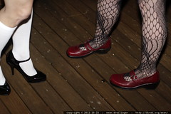 shoes / stockings / legs   girl scout vs zombie amy …