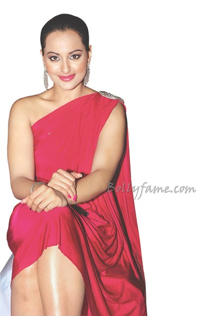 Sonakshi Sinha Legs Hot Images