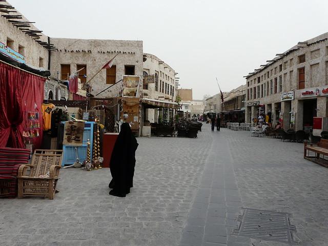 Zoco viejo de Doha (Qatar)