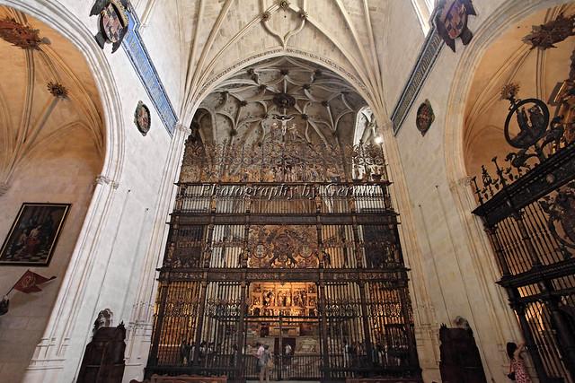 Capilla Real de Granada (Royal Chapel of Granada) - a ...