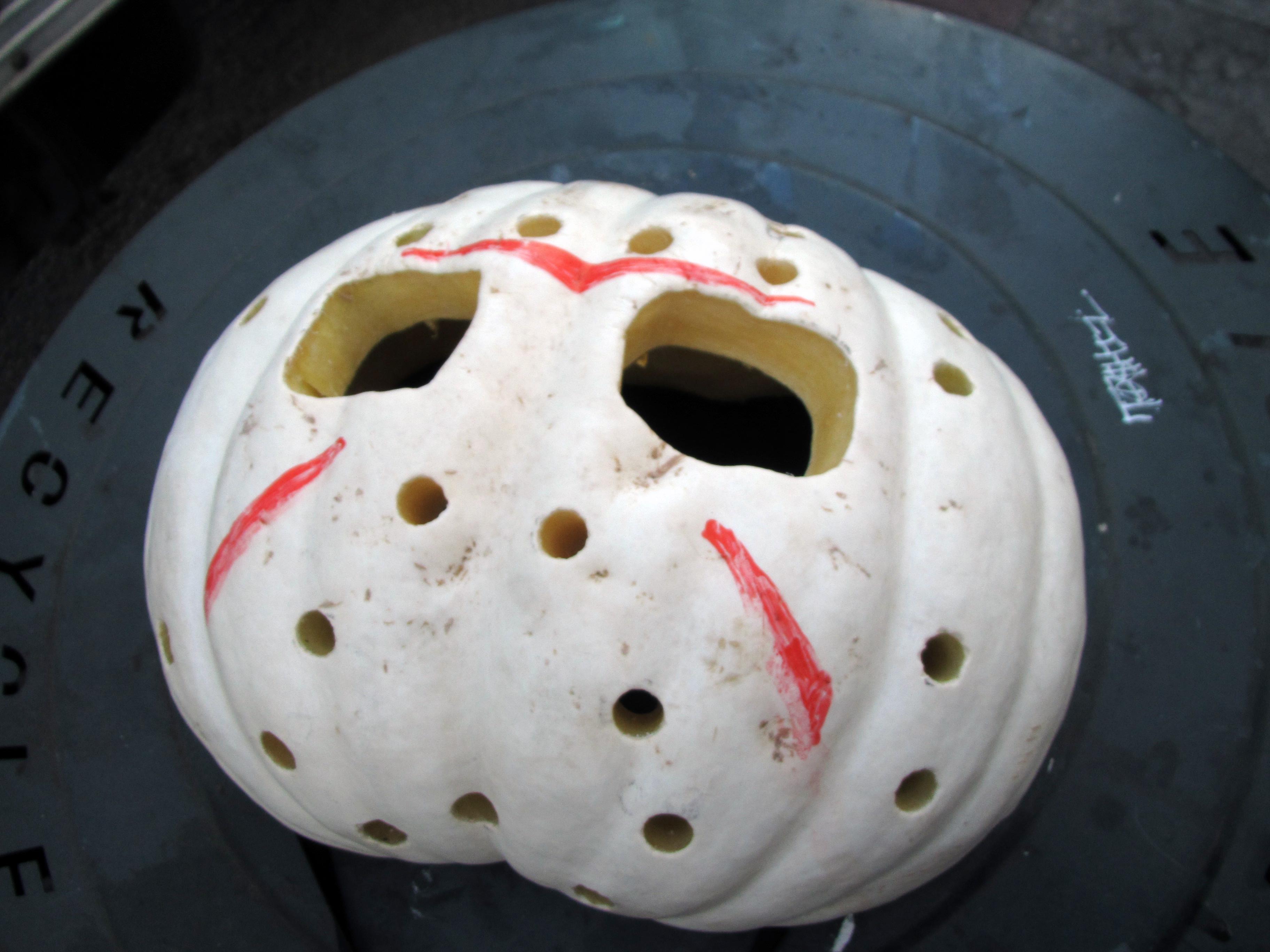 Jason pumpkin pattern free patterns