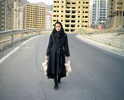 by newsha tavakolian, iranian photographer