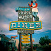 Davie's Chuck Wagon Diner by seanmugs