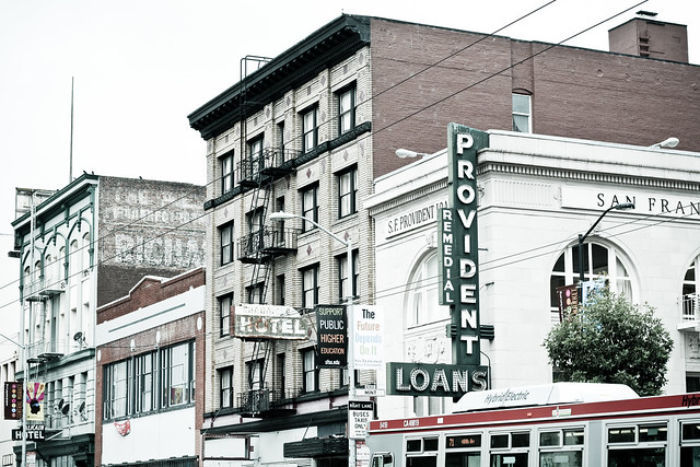 Mint Plaza San Francisco Apartments