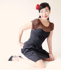 The Kitty dress