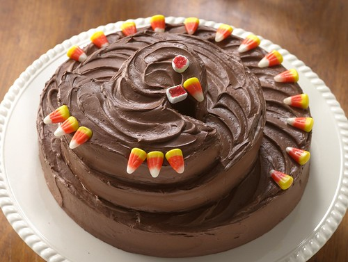 Turkey Gobbler Cake Recipe