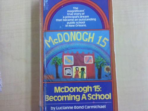 McDonough 15 Becoming A School