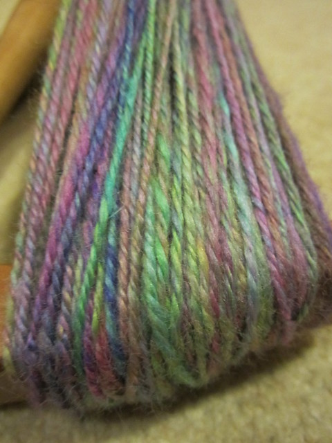 Alchemy fibre arts N-plied BFL (1)