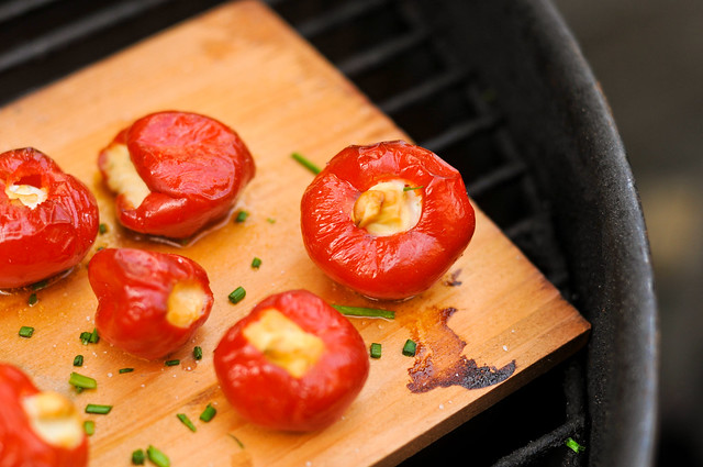 Stuffed Peppadews