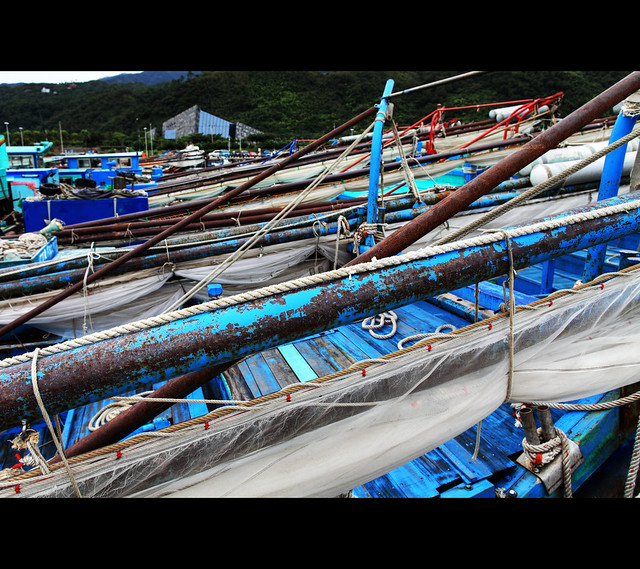 [scenery] 烏石港 (black stone port)#2
