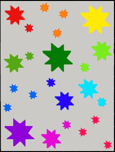 wonky star rainbow complete3