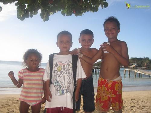 Street Kids of Roatan Honduras