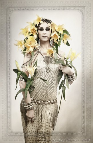 Rachel Brice ~ Springtime