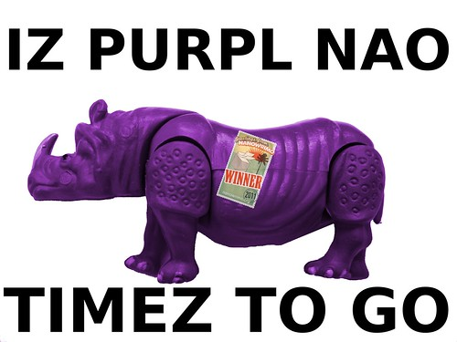 Nano Rhino Purple