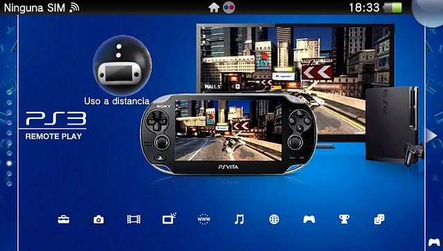 PSVita Remote Play PS3 Slim