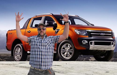 ShaolinTiger & 2012 Ford Ranger
