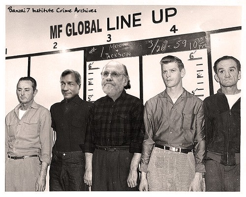 MF  GLOBAL LINE UP by Colonel Flick