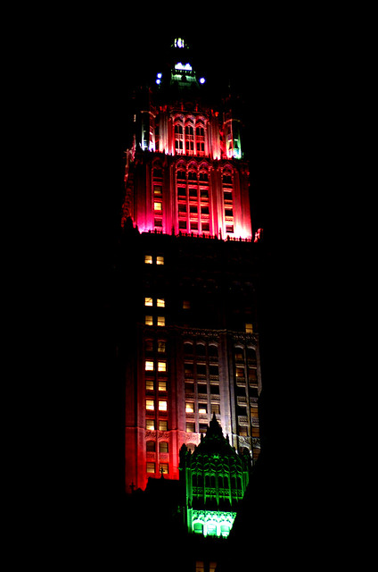 WOOLWORTH | LOOK UP (RED)