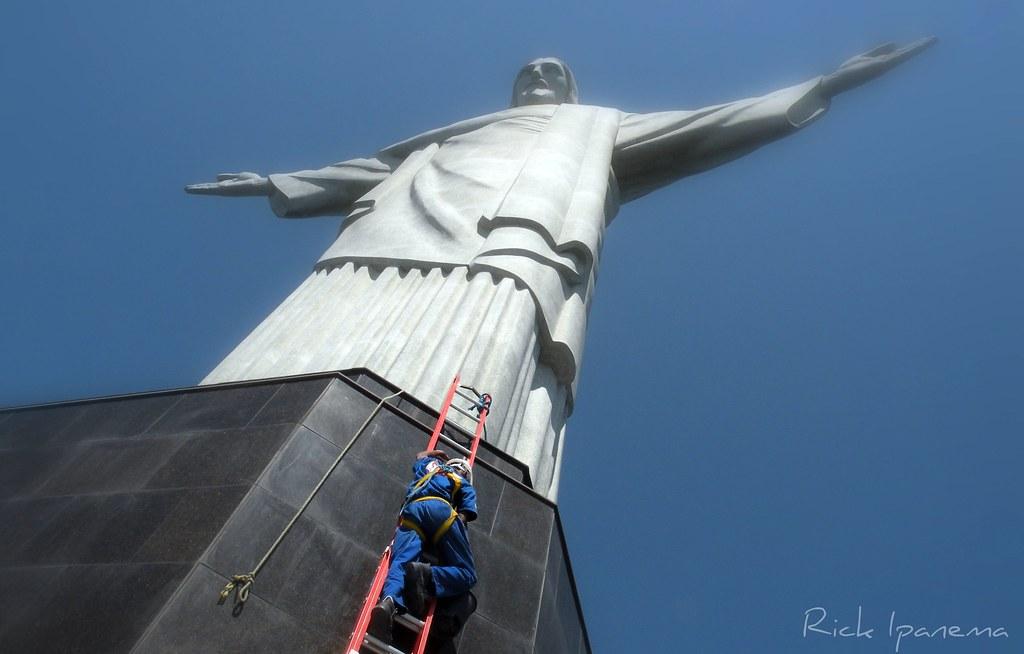 1bbb4a54779 ... Rio de Janeiro - Cristo Redentor - 80 anos - Christ of Redeemer - 80  years