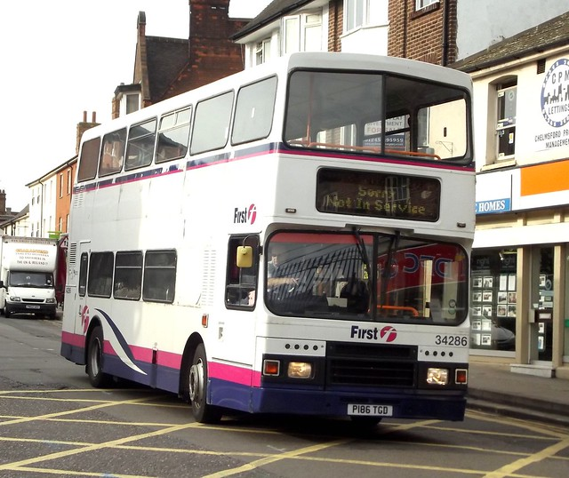 First buses in essex.