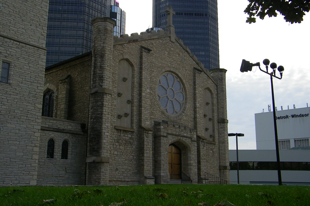 Mariner's Church (Detroit, Michigan)