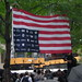 ows corp america flag wtc background