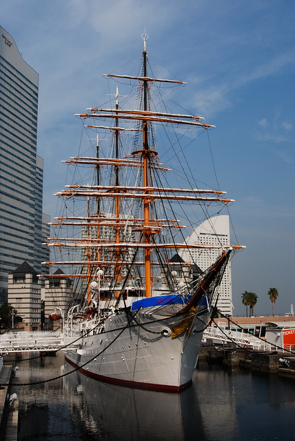 Yokohama - Sail Training Ship