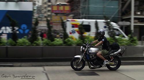 panning in HK