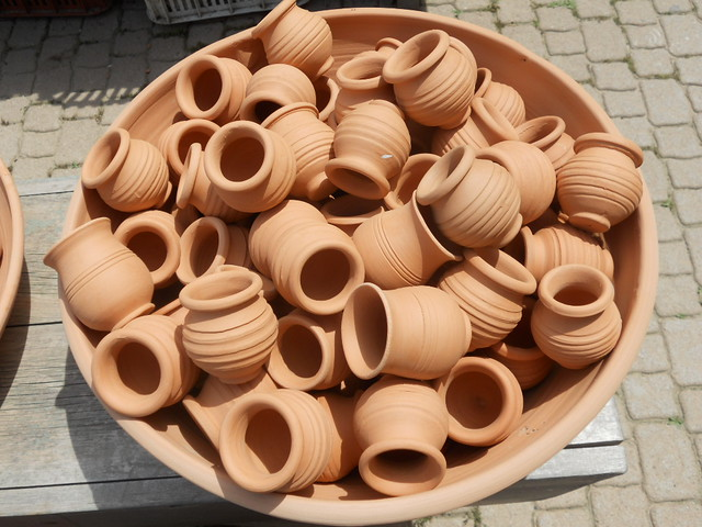 Keramikwerkstatt - Lasinthos Eco Park