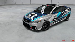 model car(0.0), rallying(0.0), ford focus rs wrc(0.0), touring car(0.0), race car(1.0), auto racing(1.0), automobile(1.0), automotive exterior(1.0), racing(1.0), vehicle(1.0), sports(1.0), motorsport(1.0), rallycross(1.0), world rally car(1.0), bumper(1.0), sedan(1.0), land vehicle(1.0), sports car(1.0),