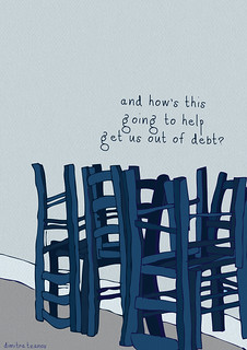 Dealing with our debt