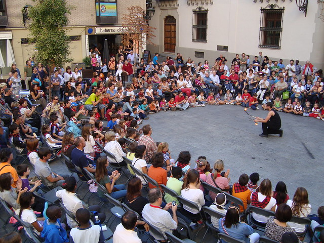 "Concurso ""Off de Calle"" del Pilar de Zaragoza 2011"