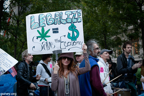 legalize marijuana - save the economy