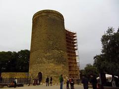 Baku's Famous Maiden Tower