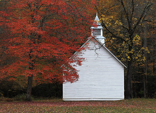 Cataloochee Church