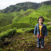 Children Photography | Guardian of The Tea Plantations | Cameron Highlands