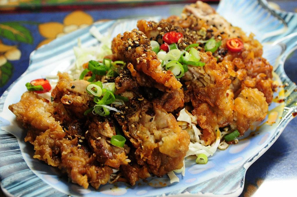 泰國小館 - 椒麻雞