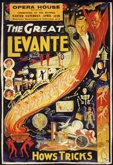 The Great Levante in Wellington, 1941