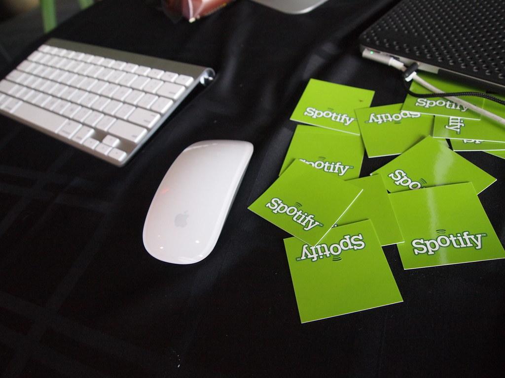 Spotify cards