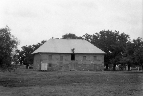 �Corner�s Barn� at back of Bulwarra House, NSW, Australia