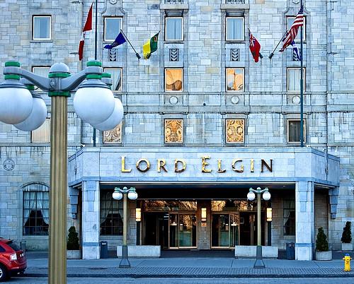 Hotel Lord Elgin (Ottawa, Ontario, Canada)