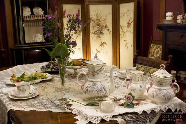 Photo for Edwardian table setting