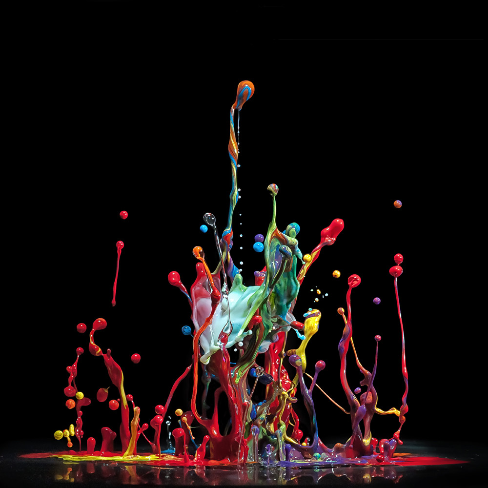Arts Music Photography: High Speed Photographs Made From Music «TwistedSifter