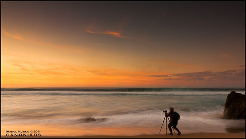 the photographer - Bakio (Bizkaia)