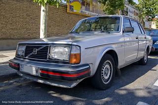 1980 Volvo 244 GLE