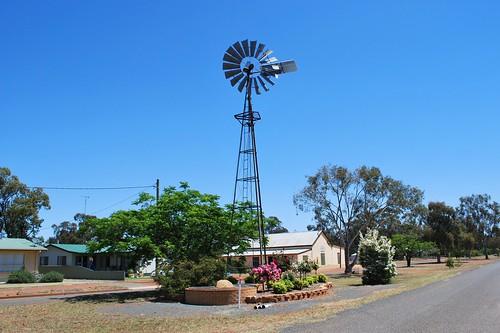 Windmill, Burcher
