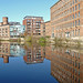 Small photo of River Aire at Leeds