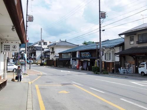 JRバス高遠駅前