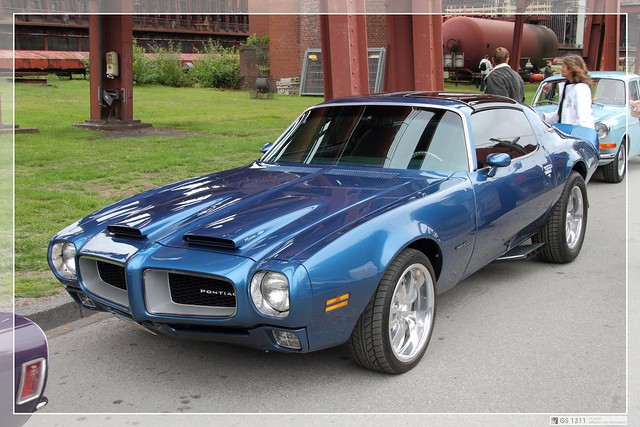 Pontiac Firebird Formula 400 Ram Air (Front 1970-73, Back 1978-80 ...