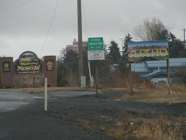 Moscow Idaho